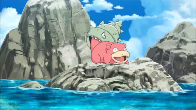 Watch Slowpoke evolves GIF by @rad_dudesman on Gfycat. Discover more related GIFs on Gfycat