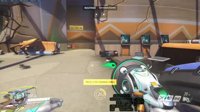 Watch and share Overwatch GIFs by pachimaniac on Gfycat