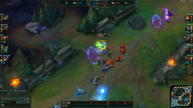 Watch and share 1v1 Kindred Outplay GIFs on Gfycat