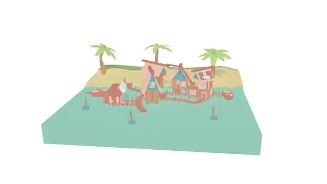 Watch and share Fishing Village 1.0044 GIFs on Gfycat