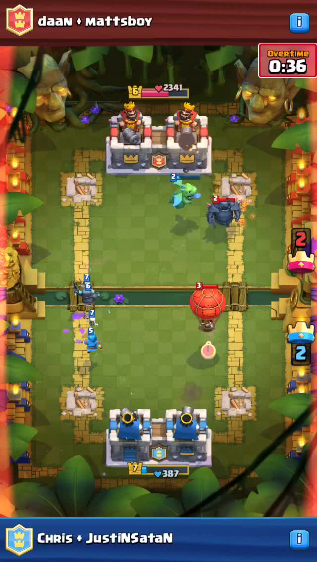 Watch Clash Royale comeback GIF by Christopher Amelio (@chrisamelio) on Gfycat. Discover more related GIFs on Gfycat