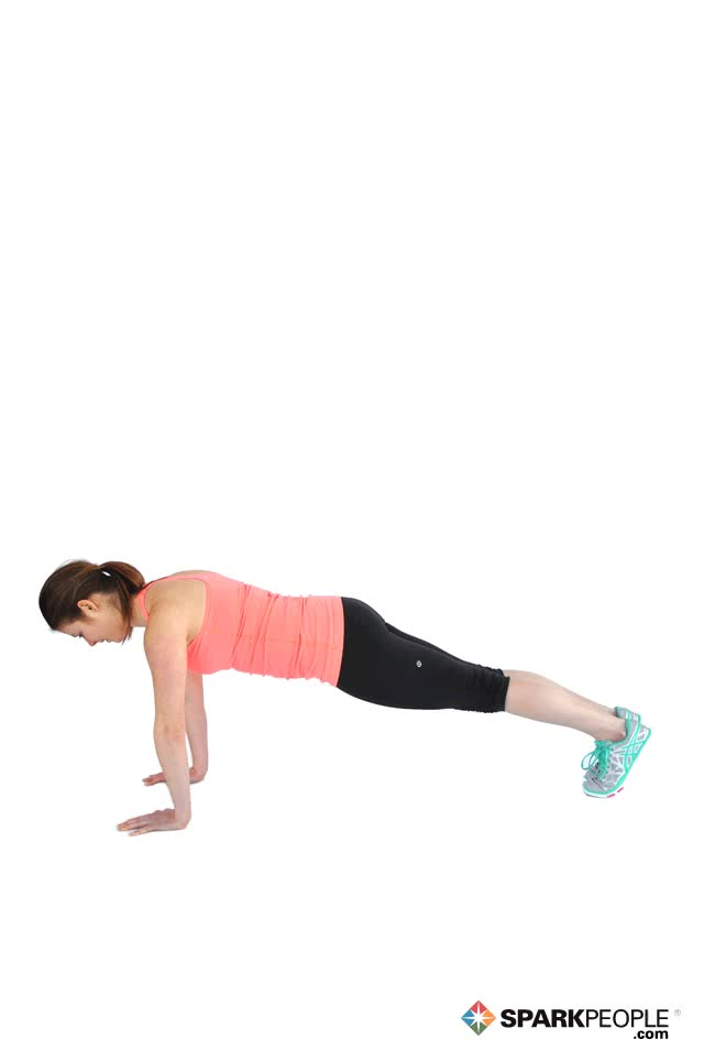 Watch and share Plank Jumping Jacks Exercise Demonstration GIFs on Gfycat