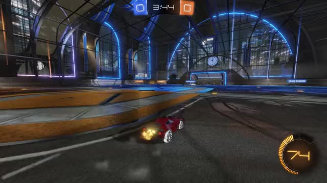 Watch Assist 1: Laggy GIF by Gif Your Game (@gifyourgame) on Gfycat. Discover more Assist, Gif Your Game, GifYourGame, Laggy, Rocket League, RocketLeague GIFs on Gfycat