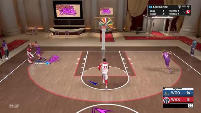 Watch and share Goten20 NBA2K19 20190124 20-31-24 GIFs on Gfycat