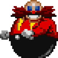 Watch and share Eggman Dancing??? animated stickers on Gfycat