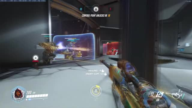 Watch and share Agressive-nade-over-rein-shield GIFs by Patrik Papšo on Gfycat