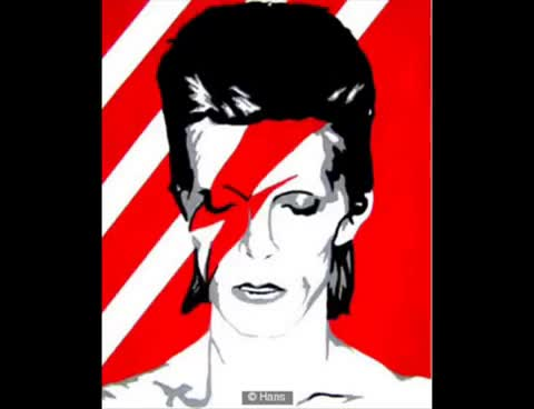 Watch David Bowie - Starman GIF on Gfycat. Discover more related GIFs on Gfycat