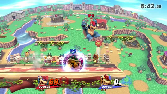 Watch and share Smash 4 GIFs and Bowser GIFs by Quilly on Gfycat