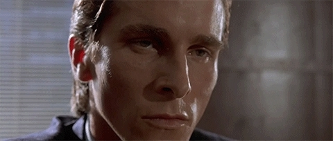 todayilearned, TIL Christian Bale's stepmother, Gloria Steinham, was a feminist who protested the 1991 publication of the novel, American Psycho, due to its portrayal of violence toward women. In 2000, Bale went on to star as the title character of the novel's film adaption. (reddit) GIFs