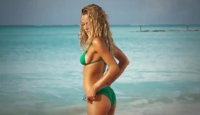 Watch and share Sports Illustrated Swimsuit GIFs and Hannah Ferguson GIFs on Gfycat