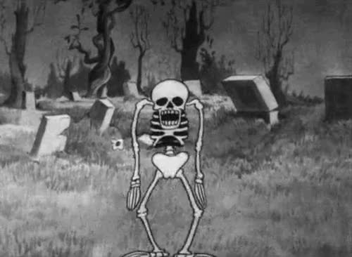 Watch and share Skeleton Dance GIFs on Gfycat