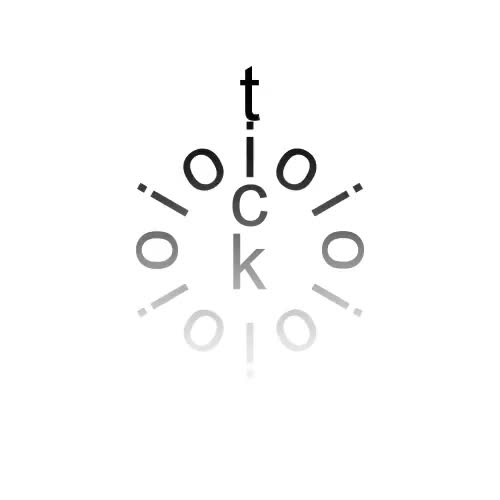 Watch and share Tick Tock Goes The Clock. : Loadingicon GIFs on Gfycat