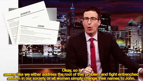 Watch and share John Oliver GIFs and Television GIFs on Gfycat