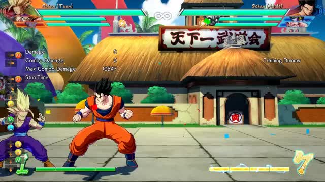 Watch and share DRAGON BALL FighterZ 03.12.2018 - 12.00.07.39.DVR GIFs on Gfycat