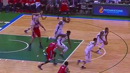 Watch Giannis Antetokounmpo, Milwaukee Bucks GIF by Off-Hand (@off-hand) on Gfycat. Discover more related GIFs on Gfycat