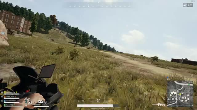 Watch and share Vlc-record-2018-01-11-17h23m04s-PLAYERUNKNOWN GIFs by jebbush2020 on Gfycat
