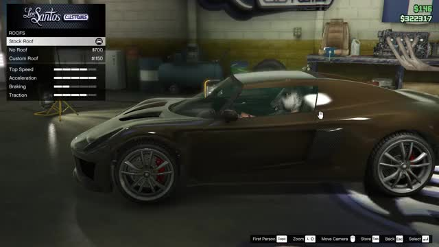 Watch and share Grand Theft Auto V 03 05 2017   21 29 12 06 GIFs on Gfycat