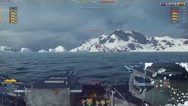 Watch and share I See Your Torpedoes, And Raise You My Sledgehammer (Please Protect Your Citadel) (reddit) GIFs by compassghost on Gfycat