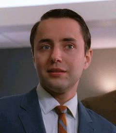 Watch and share Vincent Kartheiser GIFs and Anxious GIFs by Reactions on Gfycat