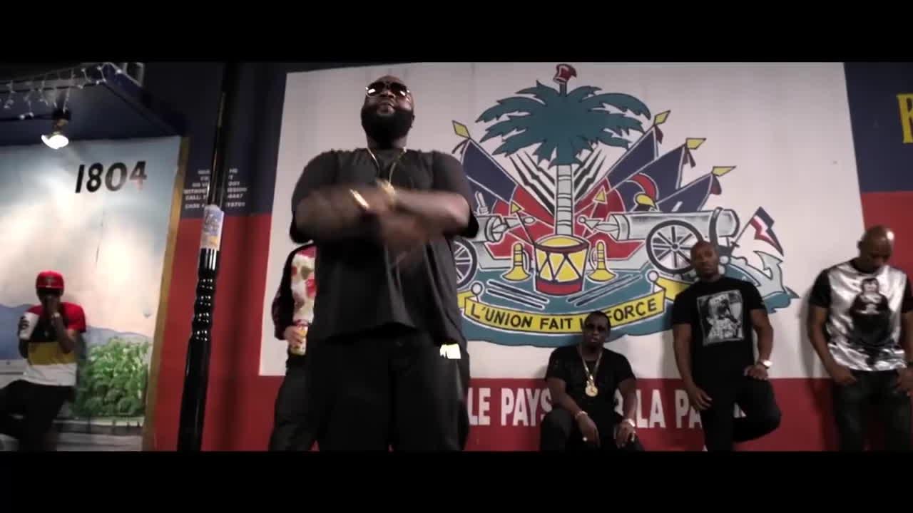 Dj Khaled, Puff Daddy ( aka Diddy ) Big Homie ( ft. Rick Ross & French Montana ) GIFs