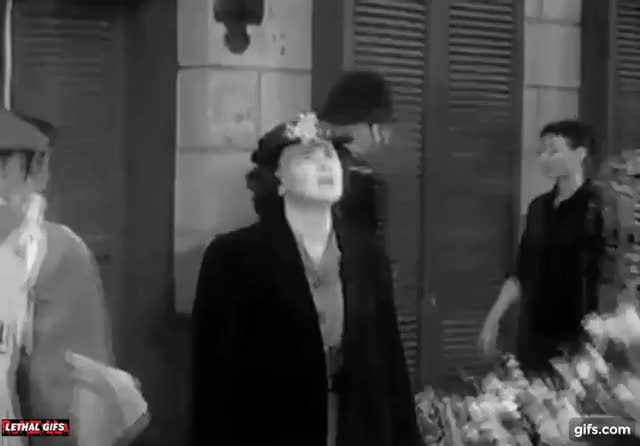fa5cad452ba ... scream sci fi sarcasm movie monster lady humor hat. 0.00 s. HD. Up  nextAutoplay Related GIFs. Watch Scared Old Lady! GIF by Mick Lethal  ( micklethal) on ...