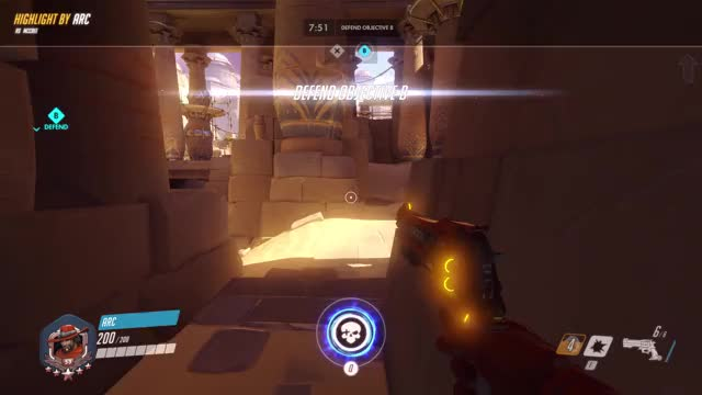 Watch Mr. President!  GIF by Arc (@arc520) on Gfycat. Discover more highlight, overwatch GIFs on Gfycat