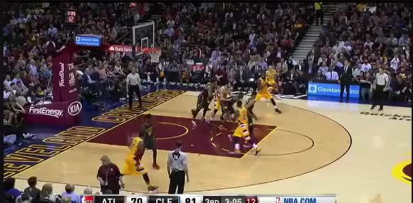 Watch and share Lebron GIFs and Dunk GIFs by kjuice14 on Gfycat