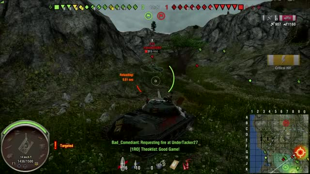 Watch and share World Of Tanks 20190907135210 GIFs by assau1t_meister on Gfycat