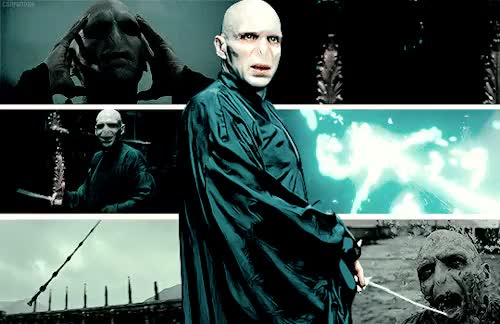 Watch and share Tom Marvolo Riddle GIFs and Harry Potter Gif GIFs on Gfycat