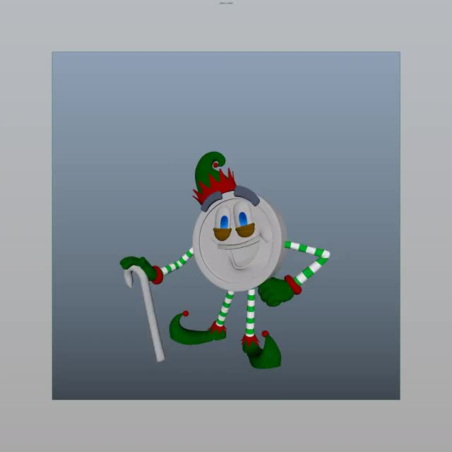 Watch and share Scratchie Christmas Anim 001 GIFs on Gfycat