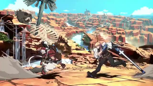 Watch and share Guilty Gear GIFs and Guiltygear GIFs by Javonte Reti on Gfycat