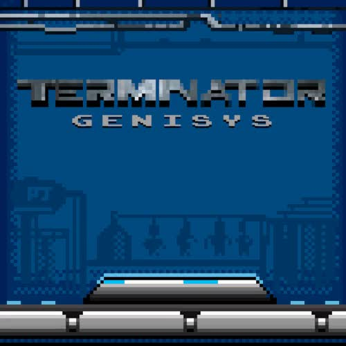 Watch and share Terminator Genisys GIFs and Pixel Animation GIFs on Gfycat