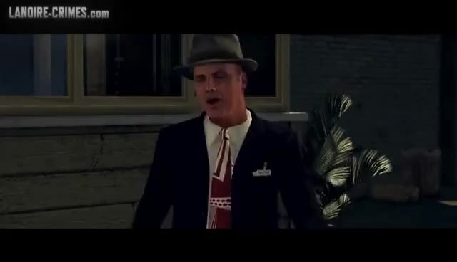 Watch La Noire GIF on Gfycat. Discover more lanoire stefan phelps GIFs on Gfycat