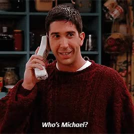 Watch and share David Schwimmer GIFs and Ross And Rachel GIFs on Gfycat