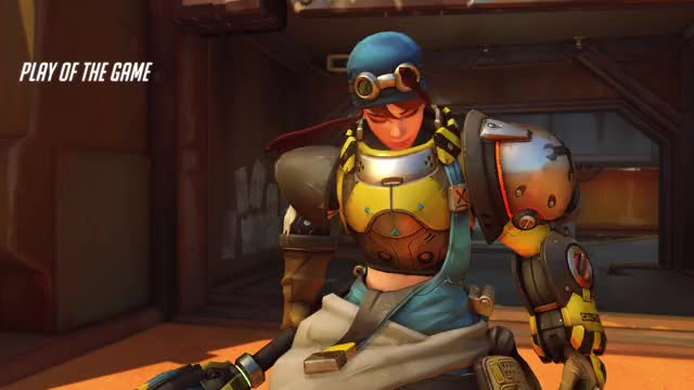 Watch and share Overwatch GIFs and Brigitte GIFs by mikee7 on Gfycat