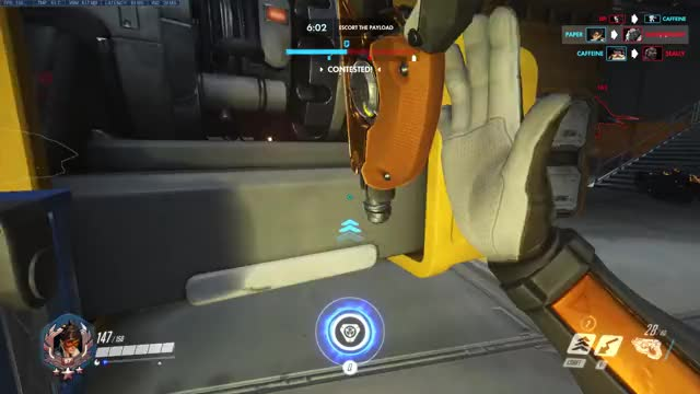 Watch and share Overwatch GIFs and Tracer GIFs by Paper on Gfycat