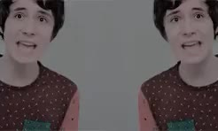 Watch and share Dan Howell GIFs and Mine GIFs on Gfycat