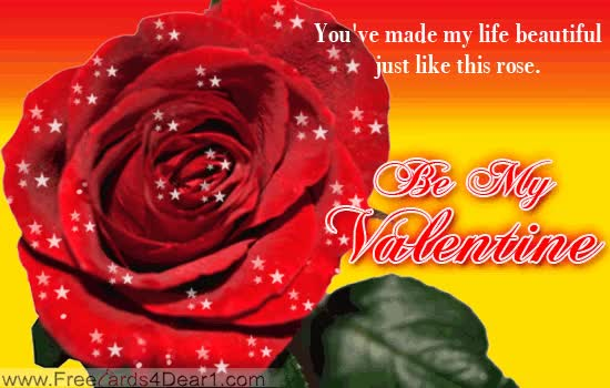 Watch and share Be-my-valentine-ecard2.gif GIFs on Gfycat