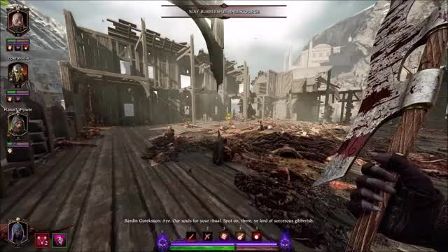 Watch and share Vermintide 2 GIFs and Halescourge GIFs by iGeneral on Gfycat
