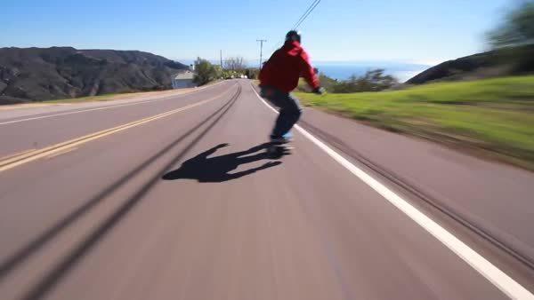 longboarding, Arbor Skateboards :: Towel Goes Fast GIFs