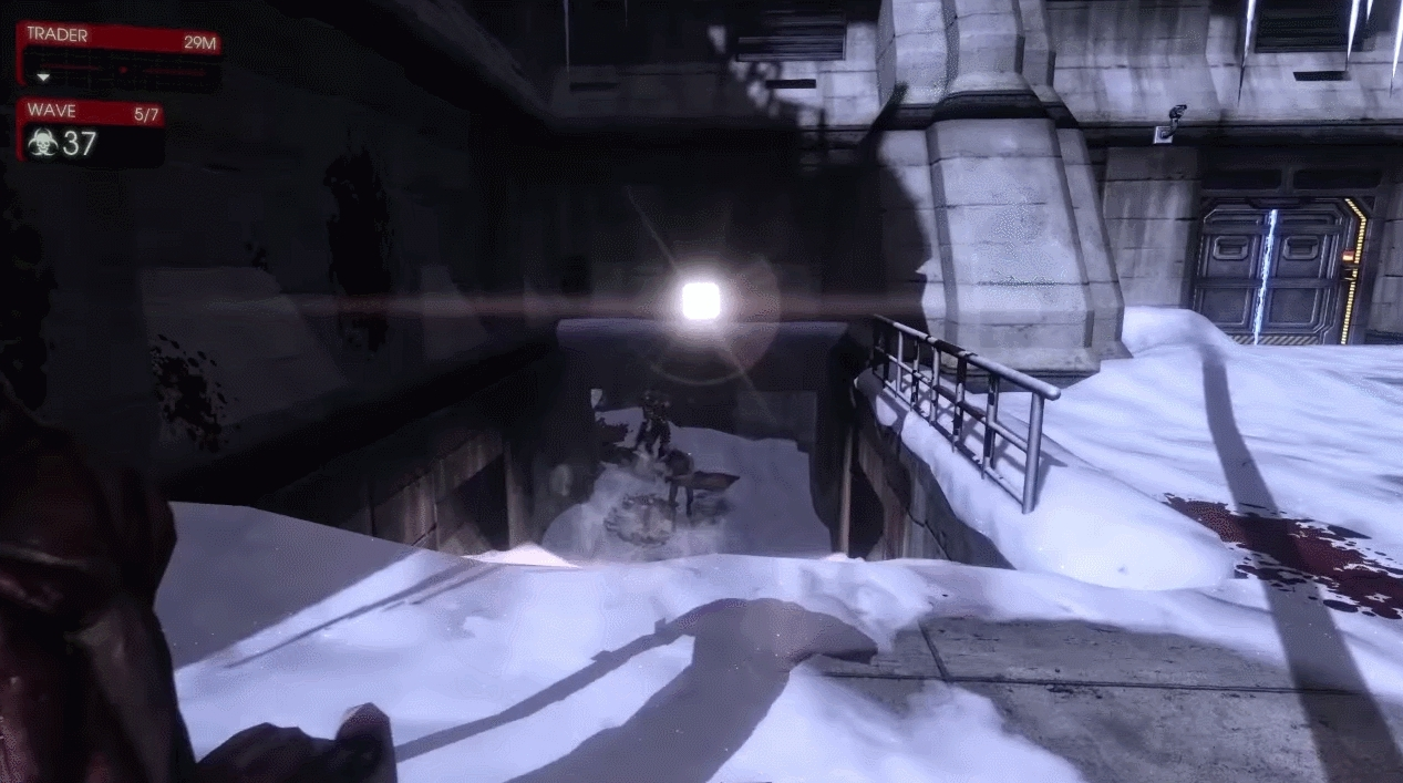 killingfloor, Husk doing a ground pound and committing suicide. Anyone know what the deal with this is? (reddit) GIFs