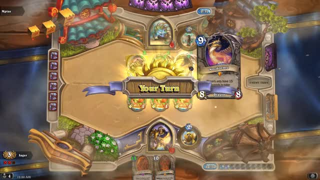 Watch and share Hearthstone GIFs by hunta- on Gfycat