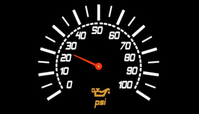 Watch and share Car Speedometer Gauge Oil Icon - Black Background Animation GIFs on Gfycat