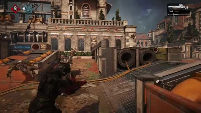 Watch and share Eastsoul Evil GIFs and Gearsofwar4 GIFs by Gamer DVR on Gfycat