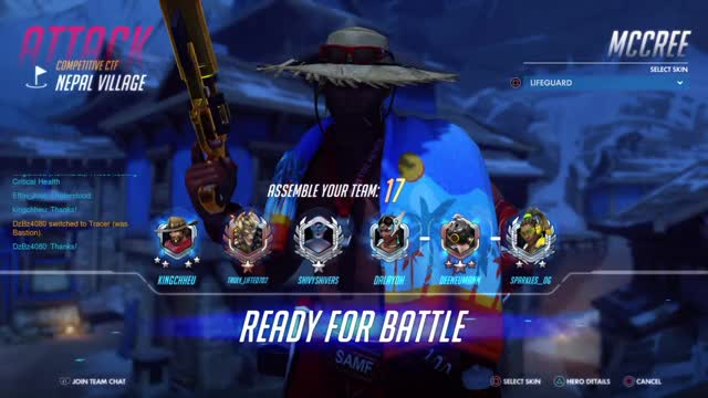 Watch and share Overwatch Origins Edition 20180208222513 GIFs on Gfycat