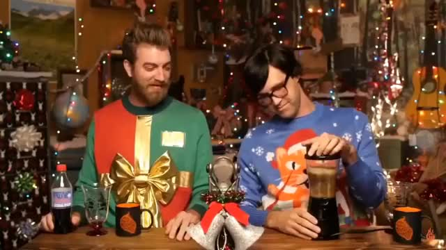 Watch GMM Funny Moments 1 GIF on Gfycat. Discover more Compilation, Funnier, GMMore, Gmm, Montage, Mythical, eating, favorite, funny, good, it, link, morning, rhett, will GIFs on Gfycat