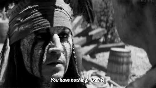 Watch and share The Lone Ranger Black And White Gif GIFs on Gfycat