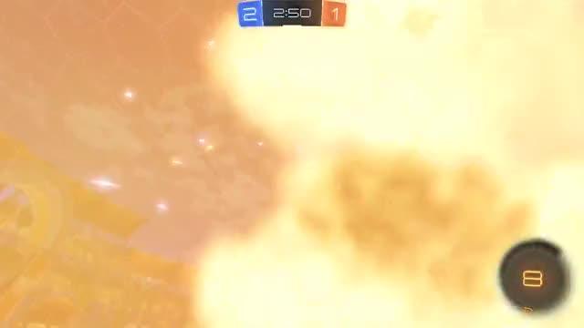 Watch Goal 4: ASP | SERZ GIF by gifyourgame on Gfycat. Discover more Bad Panda, BadPanda, Rocket League, RocketLeague GIFs on Gfycat