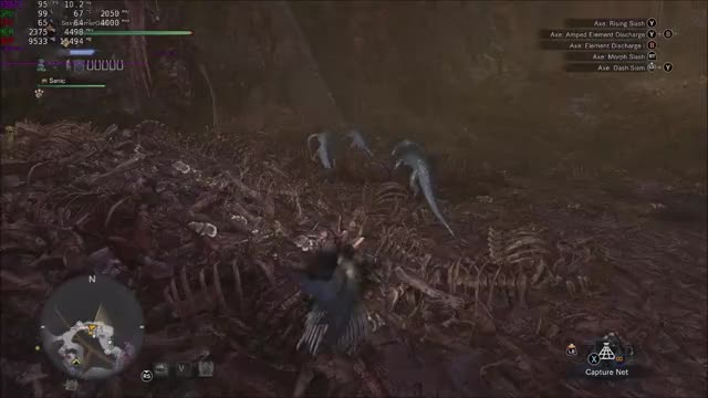 Watch MHW charge blade lag GIF by @oxmaster on Gfycat. Discover more related GIFs on Gfycat