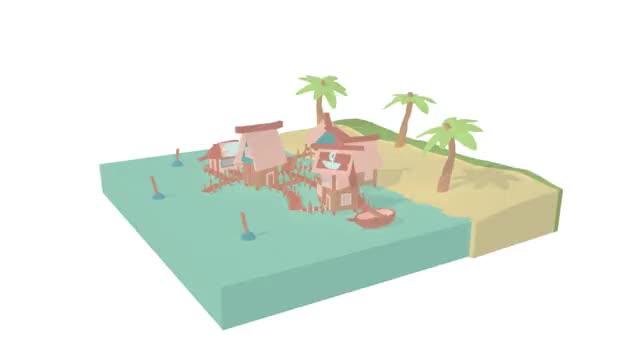 Watch and share Fishing Village 1.0343 GIFs on Gfycat